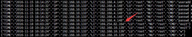 服务器出现169.254.***.***登录记录排查